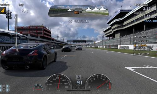 Illustration de l'article sur Gran Turismo 6