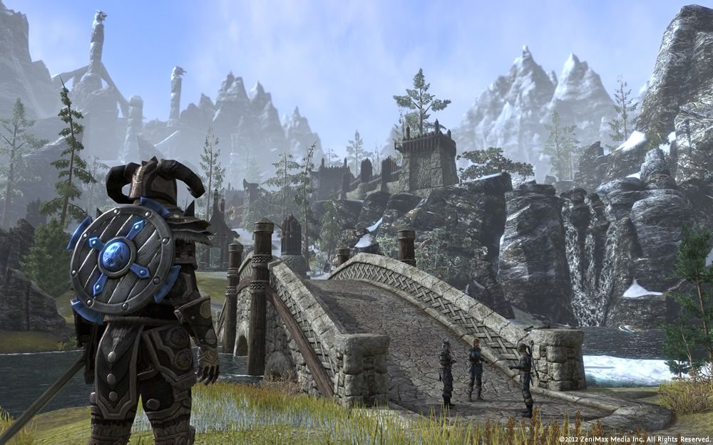 Illustration de l'article sur The Elder Scrolls Online