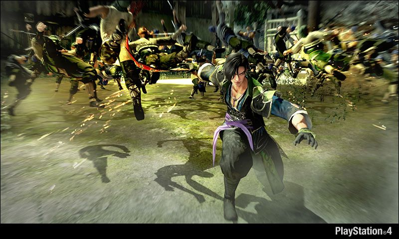 Illustration de l'article sur Dynasty Warriors 8 : Xtreme Legends Complete Edition