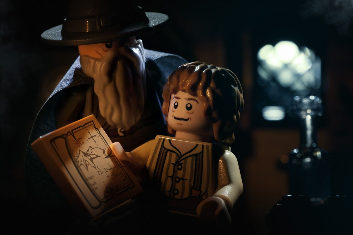 Illustration de l'article sur LEGO Le Hobbit