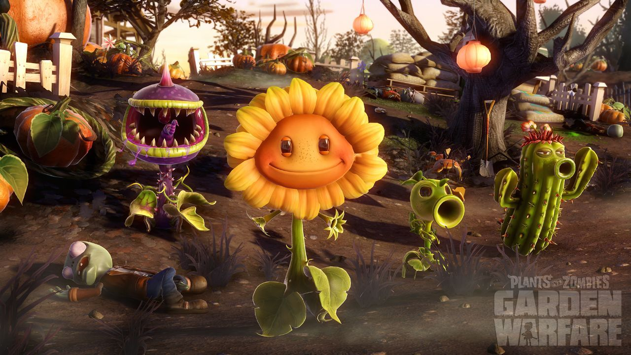 Illustration de l'article sur Plants vs. Zombies Garden Warfare bientôt sur PC !