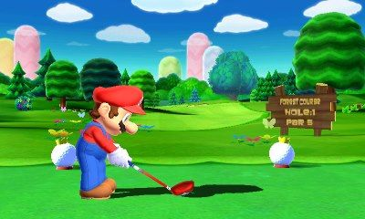 Illustration de l'article sur Mario Golf : World Tour