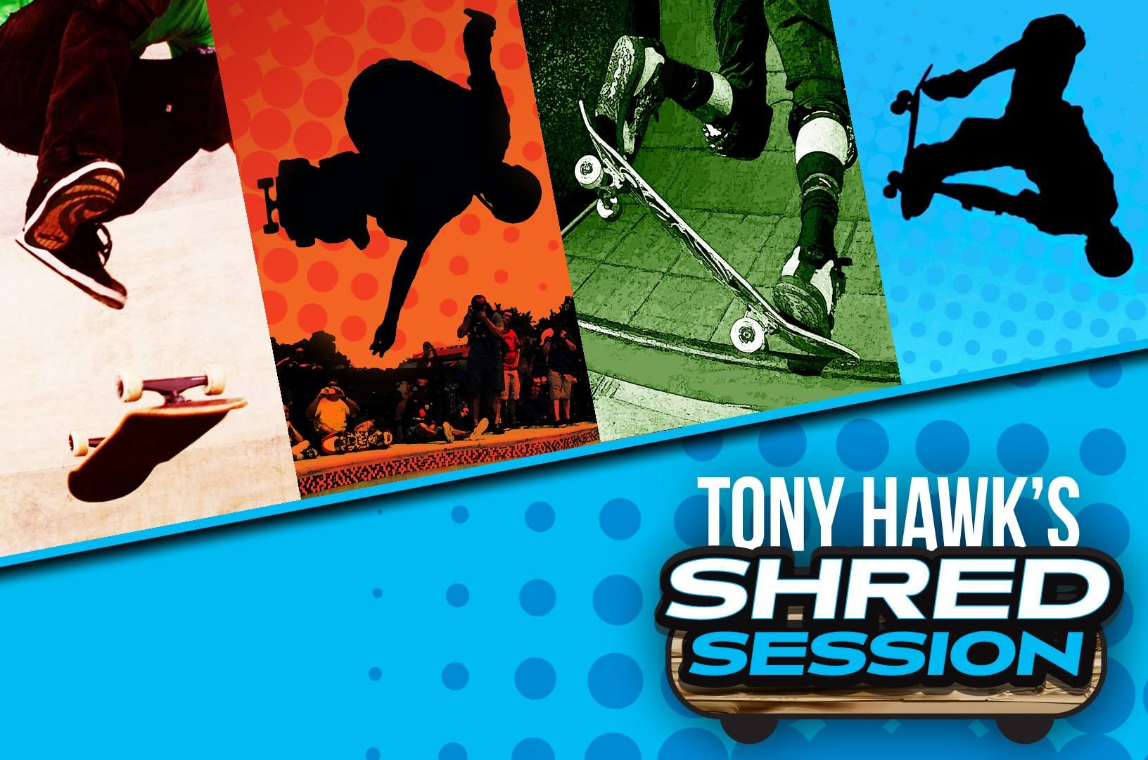 Illustration de l'article sur Activision et Tony Hawk annonce Tony Hawk's Shred Session