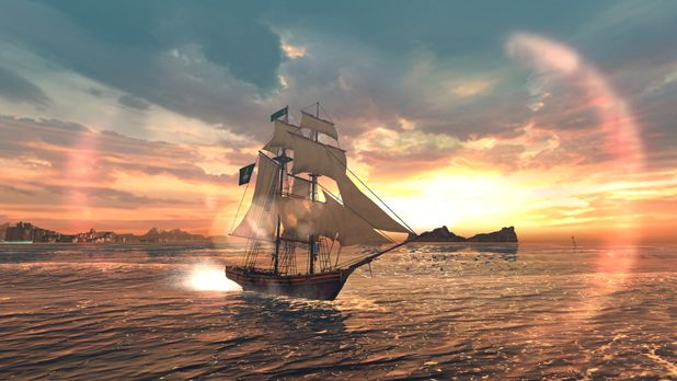 Illustration de l'article sur Assassin's Creed Pirates en démo sur Internet Explorer 11