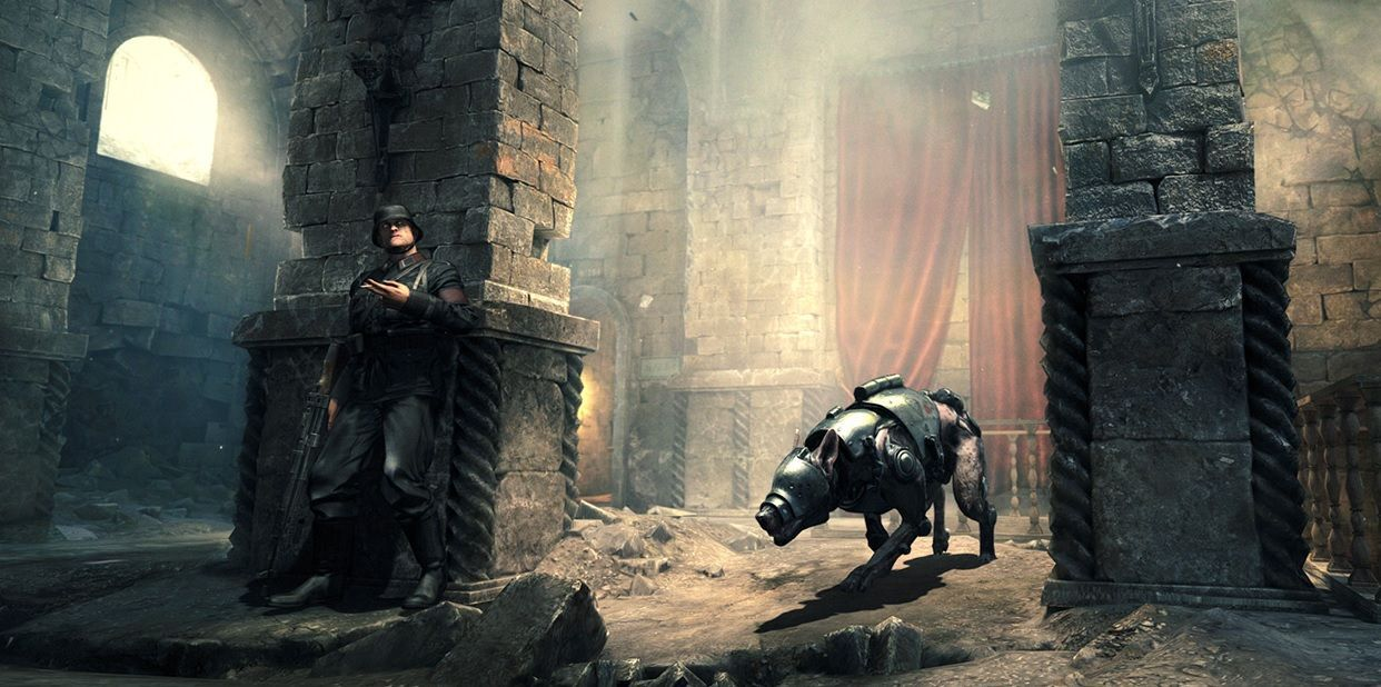 Illustration de l'article sur Wolfenstein : The New Order est maintenant disponible