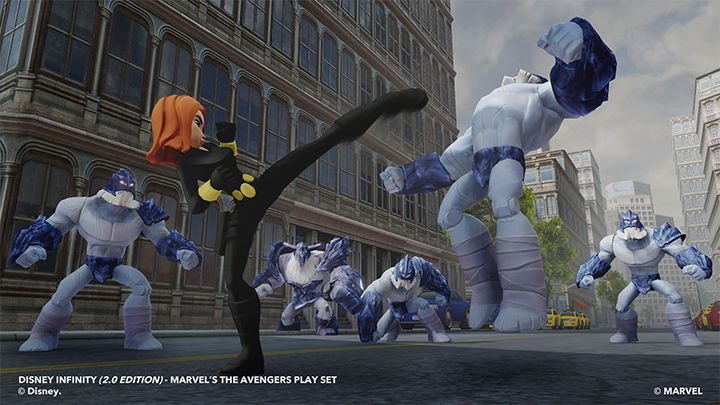 Illustration de l'article sur Vidéo : Disney Infinity 2.0 Marvel Super Heroes