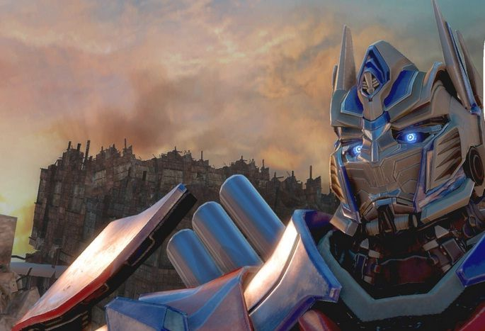 Illustration de l'article sur TRANSFORMERS : The Dark Spark sort le 27 Juin 2014