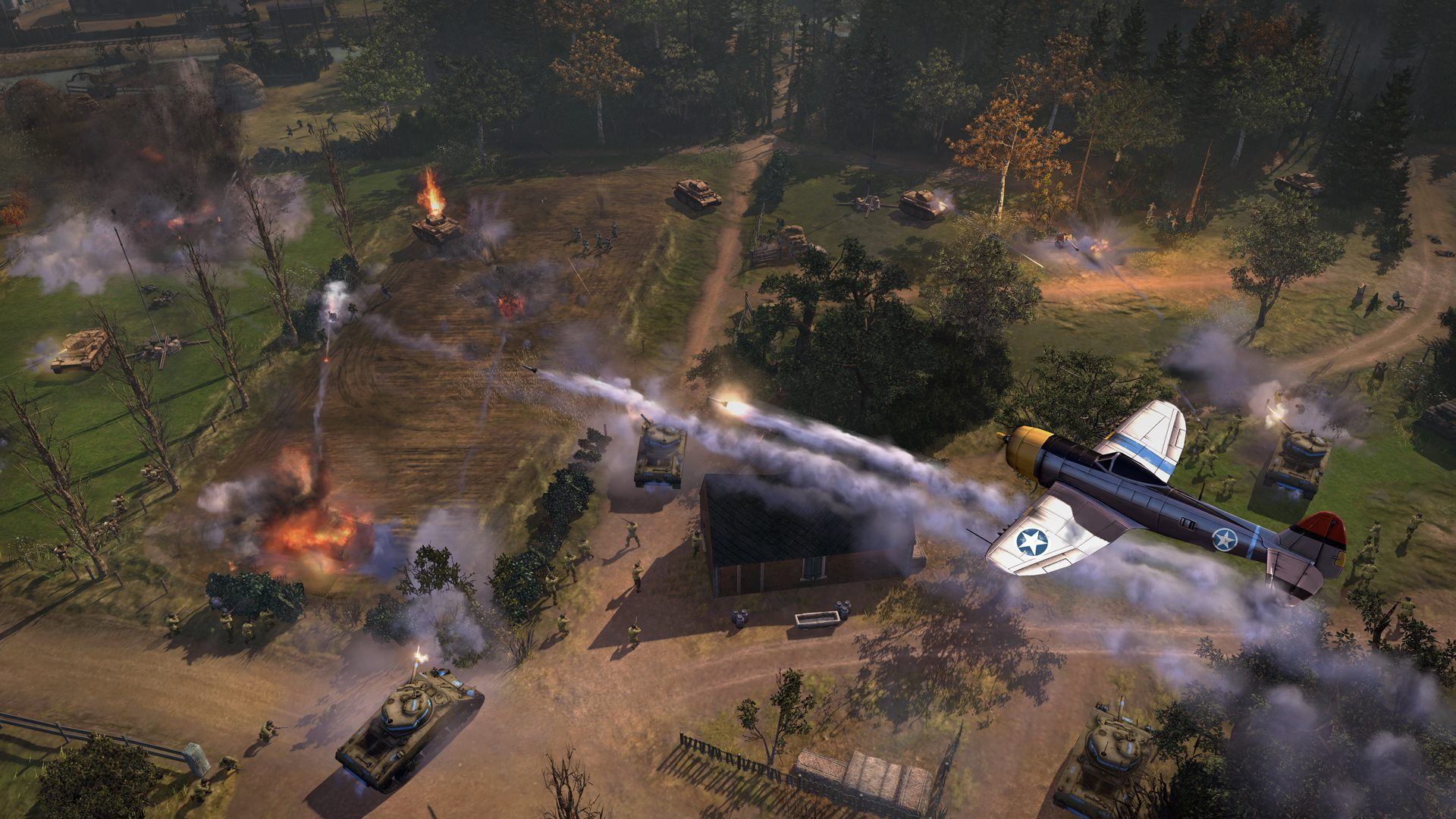 Illustration de l'article sur Company of Heroes 2 : The Western Front Armies