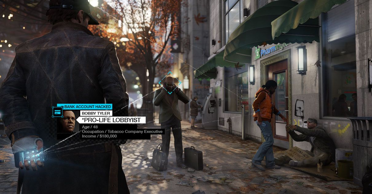 Illustration de l'article sur Watch Dogs