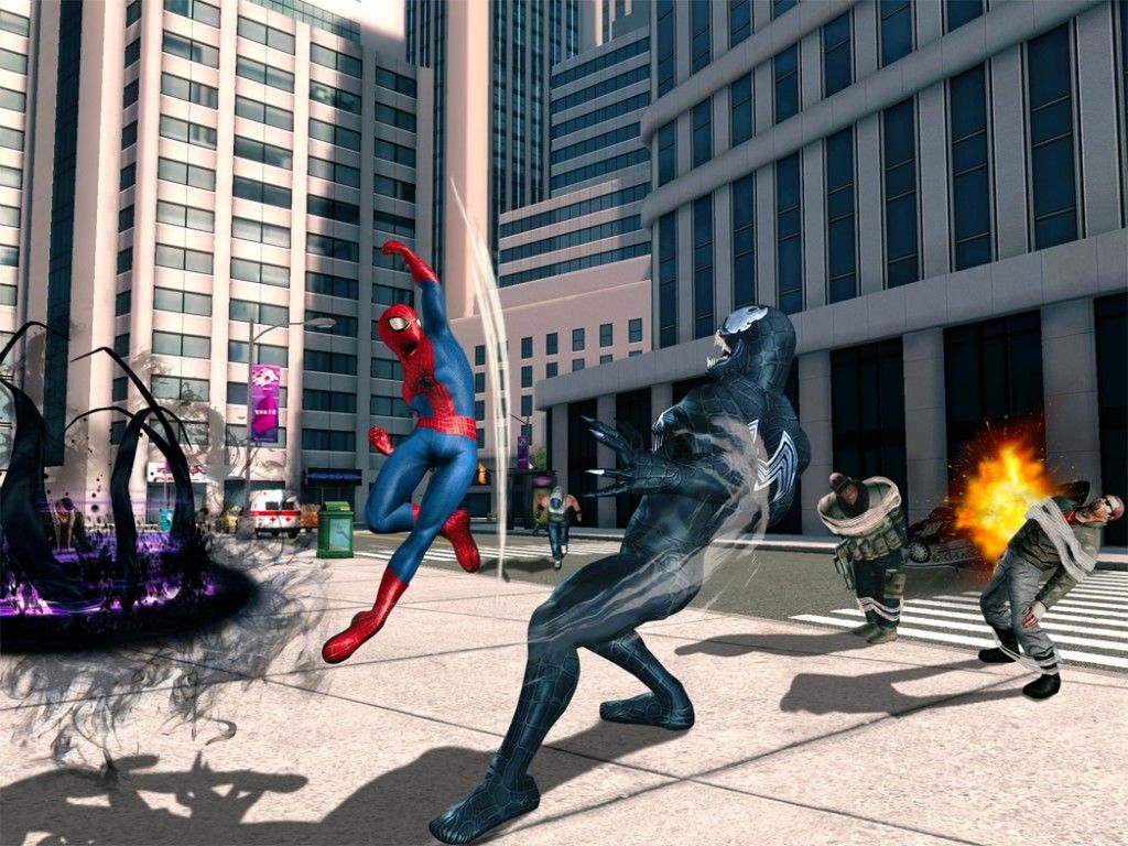 Illustration de l'article sur Gameloft et Marvel annoncent Spider-Man Unlimited
