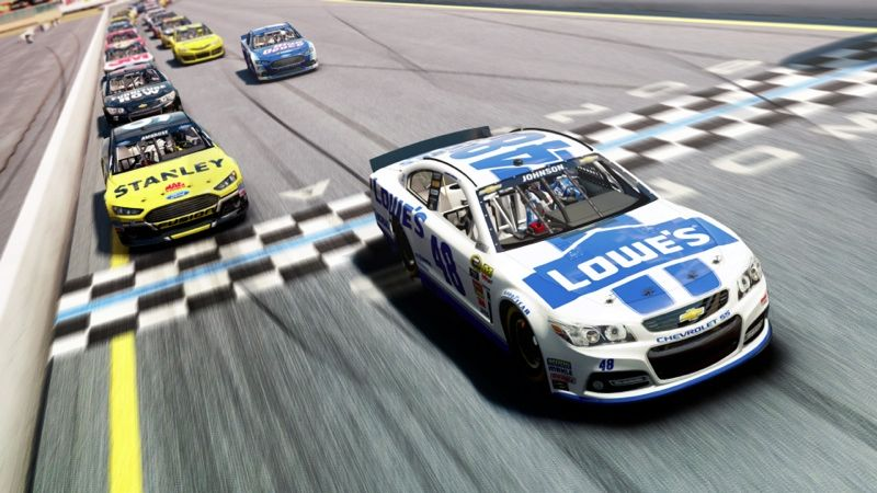 Illustration de l'article sur NASCAR'14