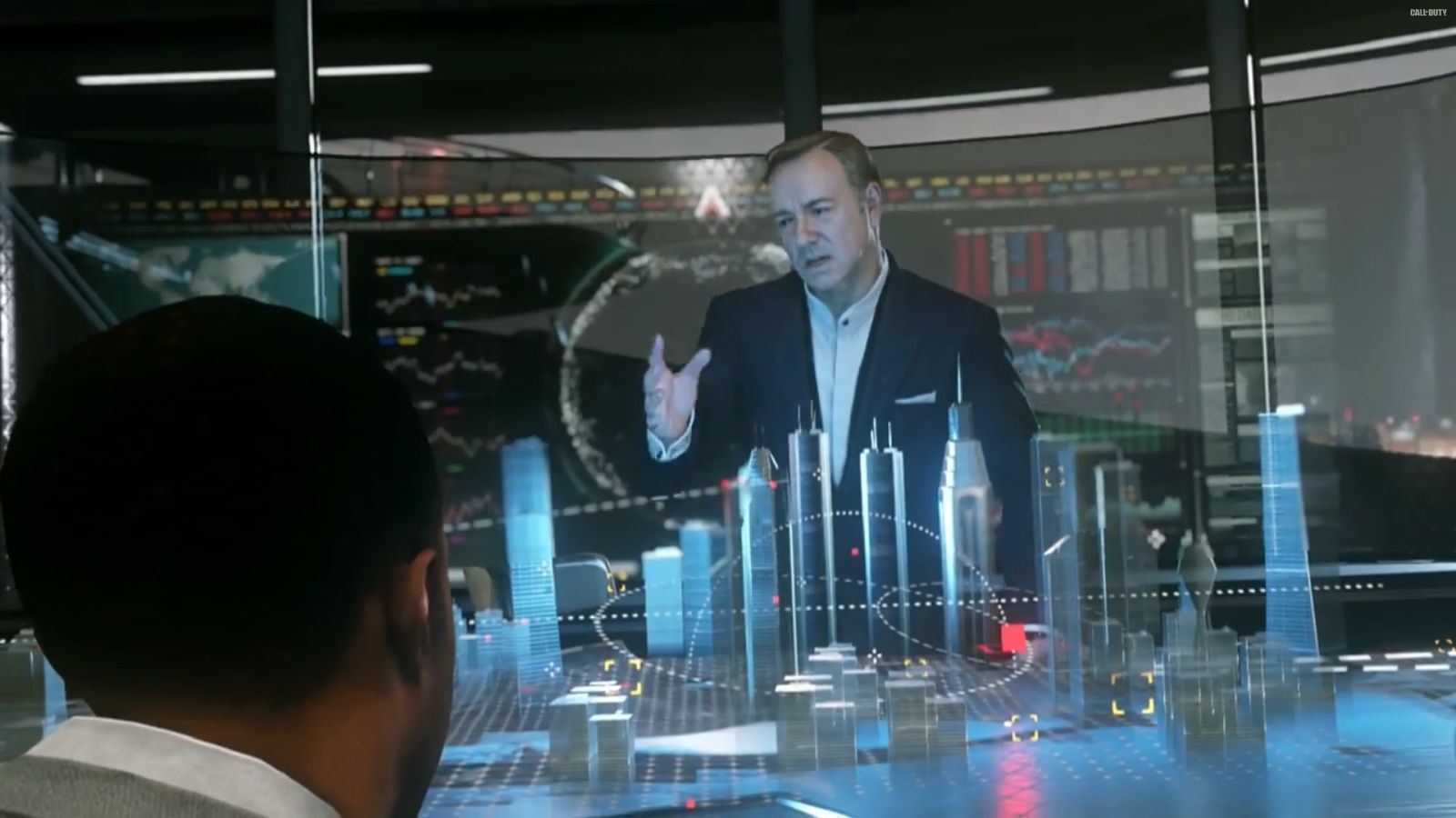 Illustration de l'article sur Making-Of officiel de Call of Duty : Advanced Warfare