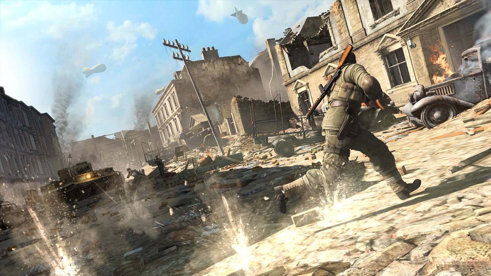 Illustration de l'article sur Sniper Elite III