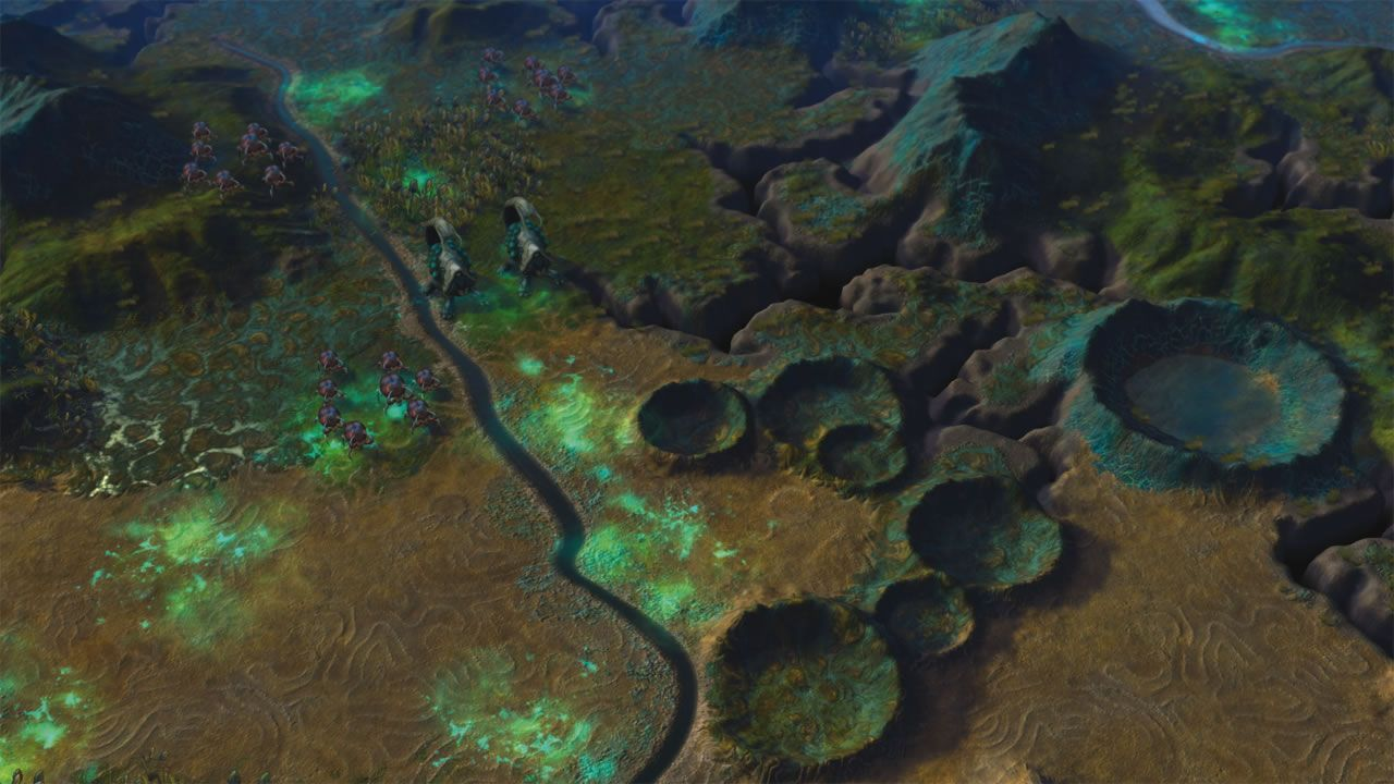 Illustration de l'article sur Sid Meier's Civilization : Beyond Earth sort en octobre