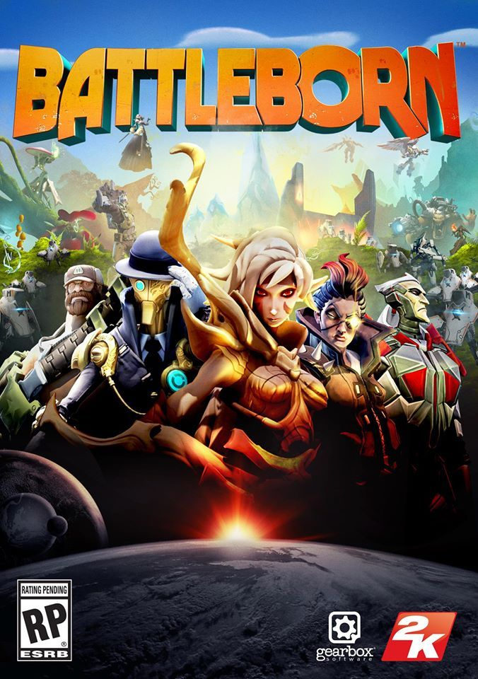 Illustration de l'article sur 2K et Gearbox Software annoncent Battleborn