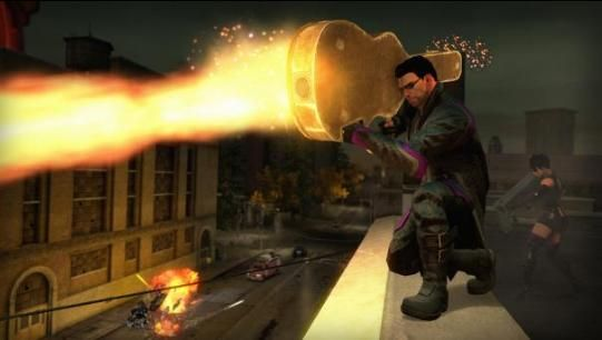 Illustration de l'article sur Du contenu Saints Row IV arrive le 29 janvier 2015