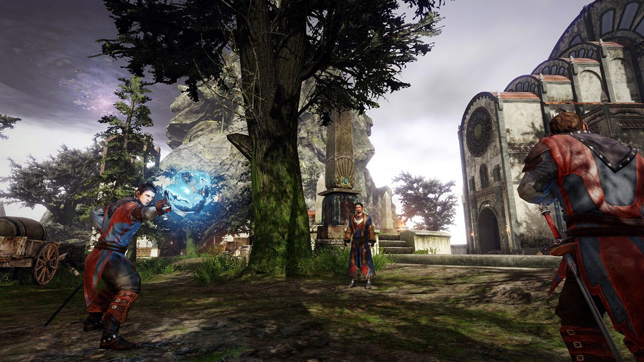 Illustration de l'article sur Risen 3 : Titan Lords