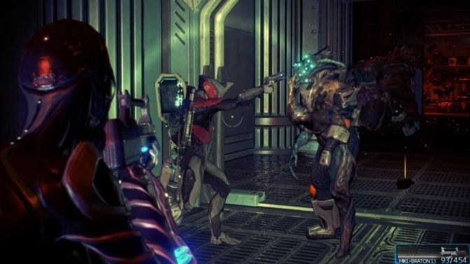 Illustration de l'article sur Warframe arrive sur Xbox One
