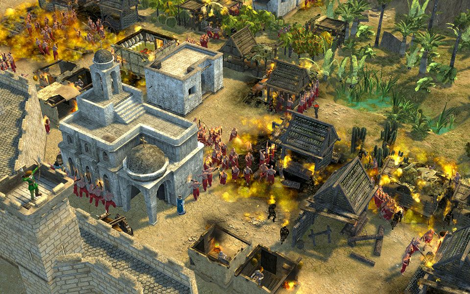 Illustration de l'article sur Stronghold Crusader 2