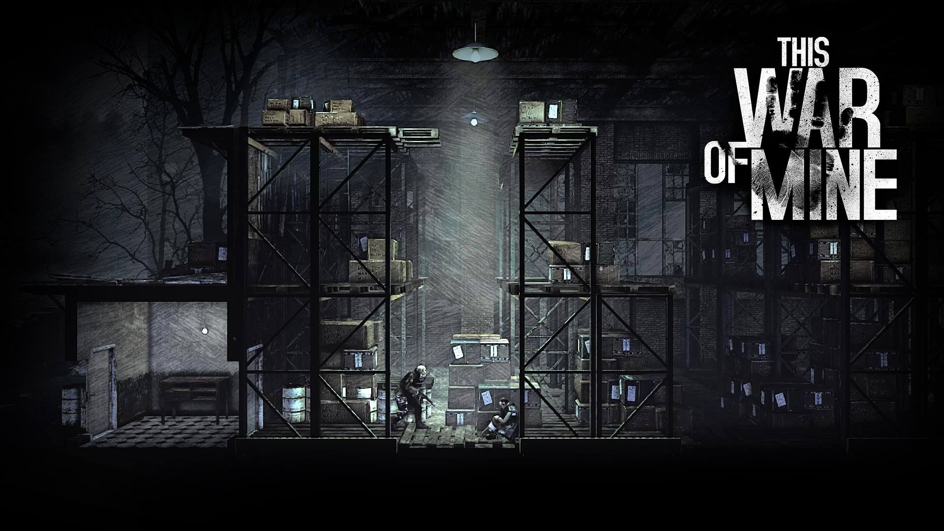 Illustration de l'article sur This War Of Mine : Deep Silver s'associe avec 11bit Studios