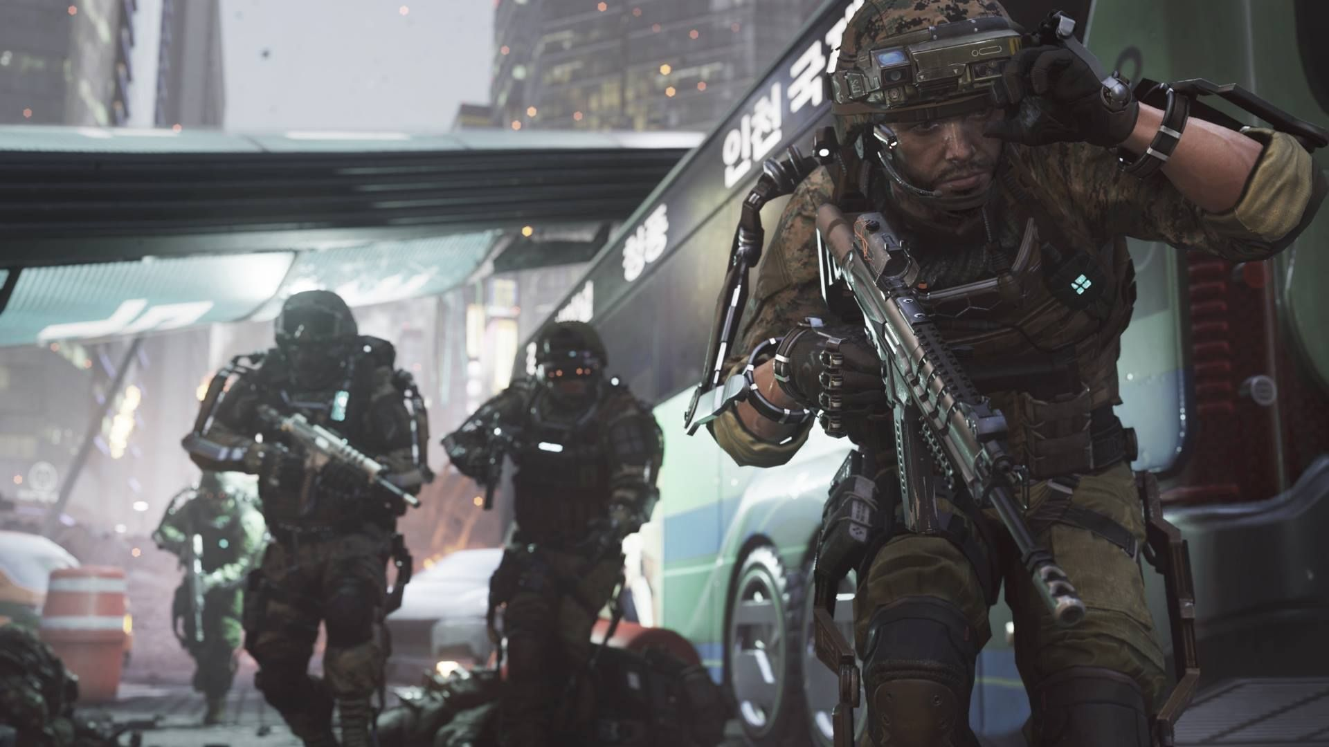 Illustration de l'article sur Activision présente ses blockbusters au PARIS GAMES WEEK 2014