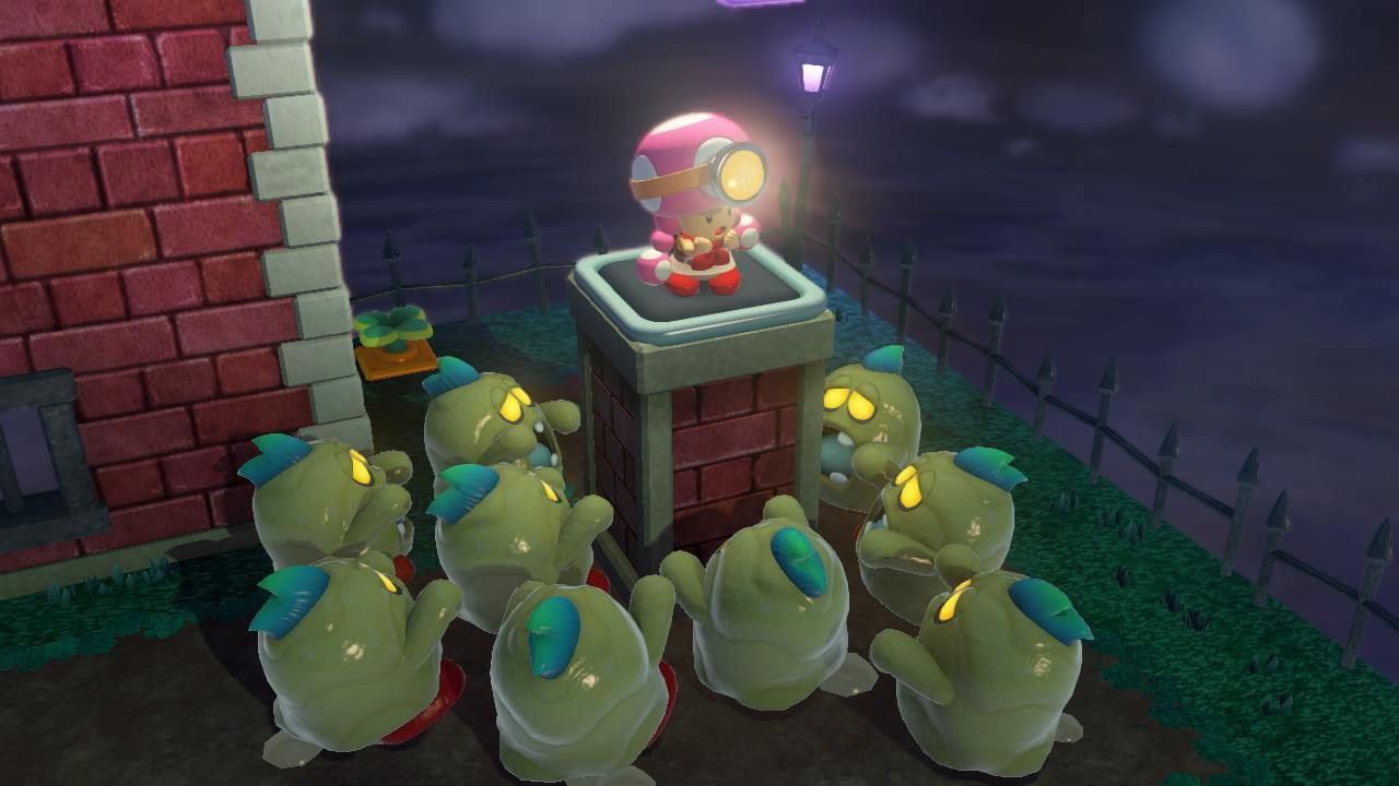 Illustration de l'article sur Captain Toad: Treasure Tracker arrive bientôt sur Wii U