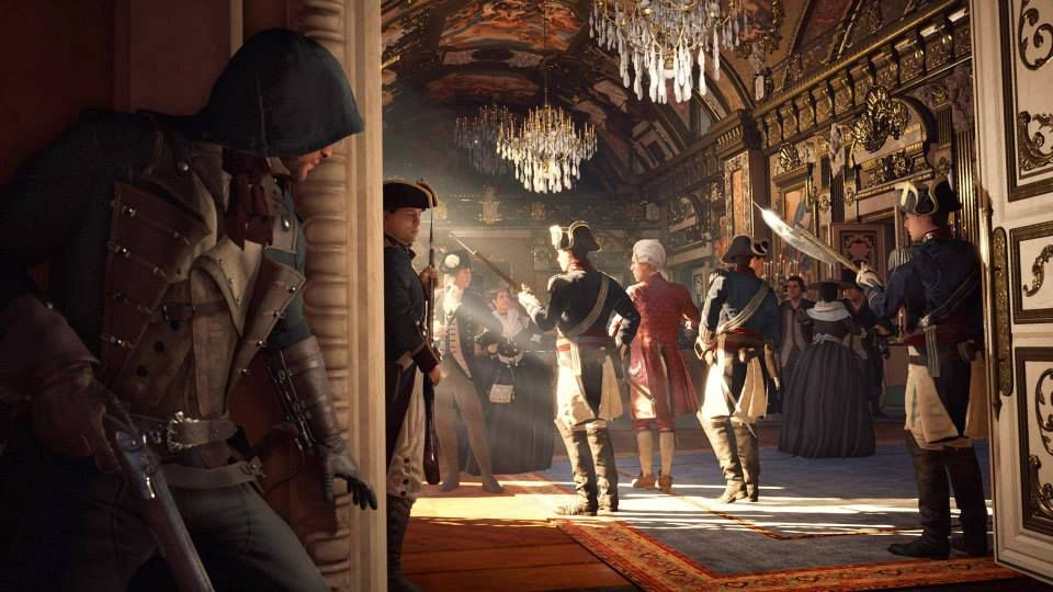Illustration de l'article sur Assassin's Creed Unity fait sa révolution sur Xbox One