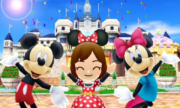 Illustration de l'article sur Disney Magical World