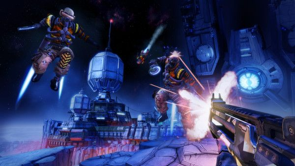 Illustration de l'article sur Borderlands : The Pre-sequel !