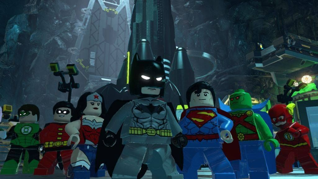 Illustration de l'article sur LEGO Batman 3 : Au-delà de Gotham
