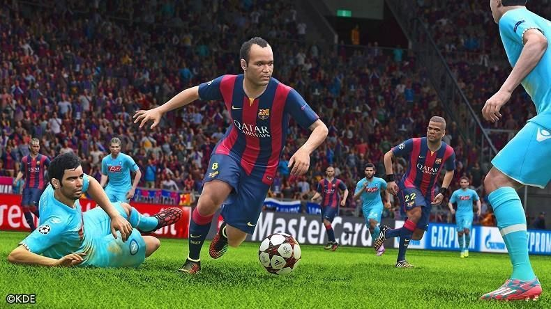 Illustration de l'article sur PES League 2014/2015