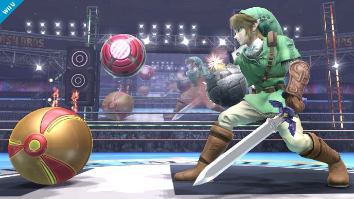 Illustration de l'article sur Super Smash Bros. for Wii U est enfin disponible