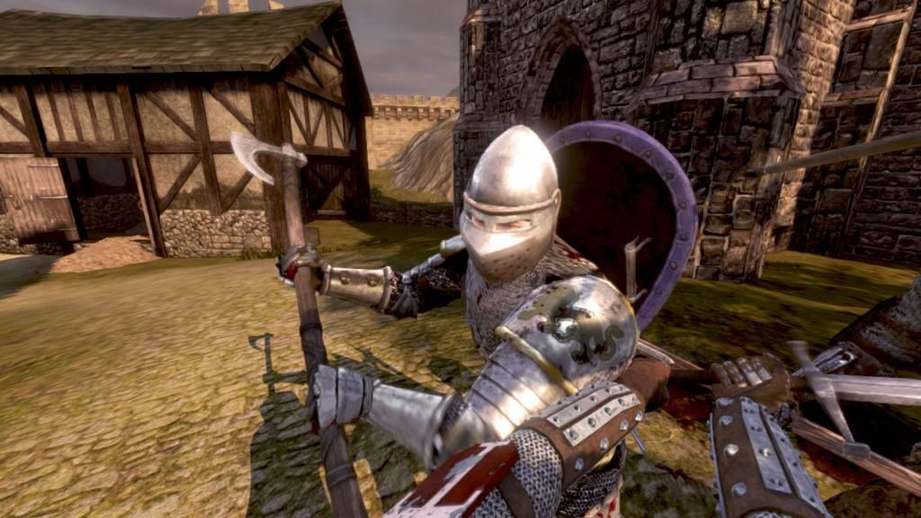 Illustration de l'article sur Chilvary: Medieval Warfare est disponible