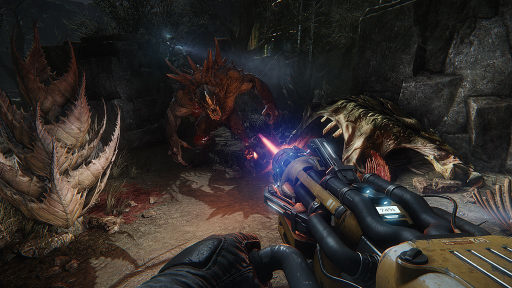 Illustration de l'article sur Evolve est gold !