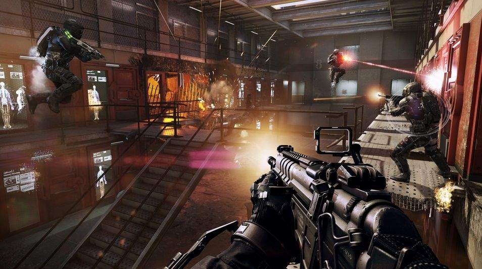 Illustration de l'article sur Havoc, le premier DLC de Call of Duty: Advanced Warfare