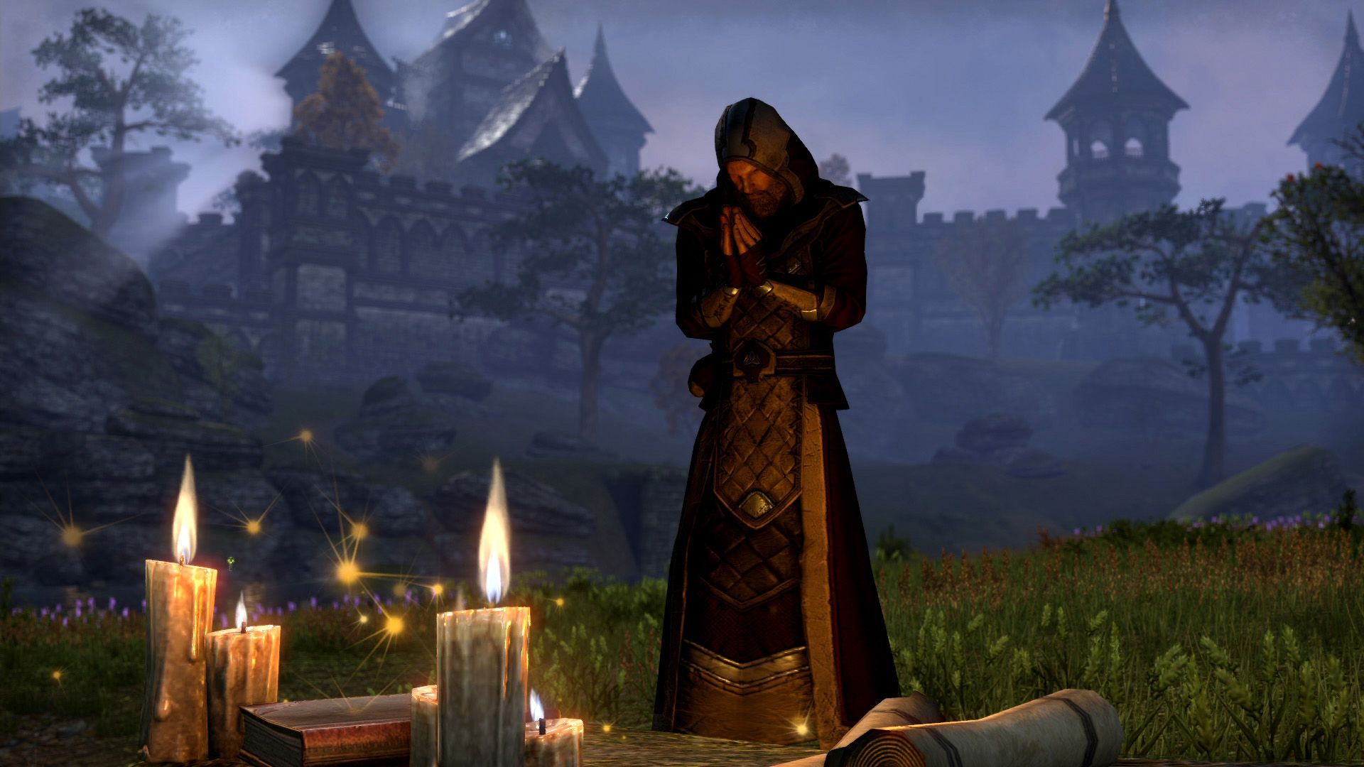 Illustration de l'article sur Bethesda annonce The Elder Scrolls Online : Tamriel Unlimited