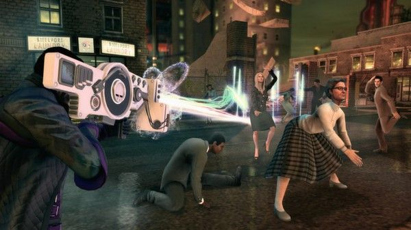 Illustration de l'article sur  Saints Row IV : Re-Elected & Gat out of Hell