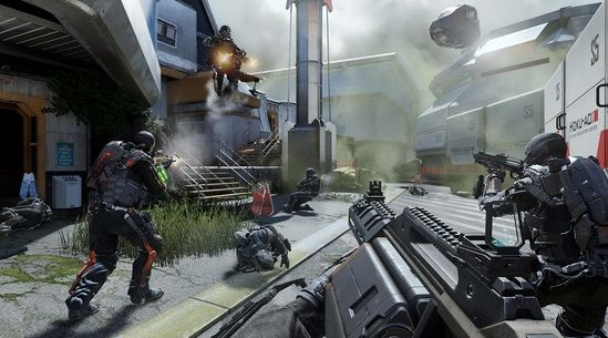 Illustration de l'article sur Call of Duty Advanced Warfare Havoc est maintenant disponible