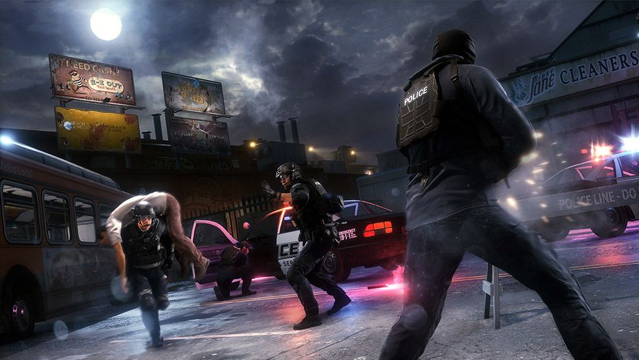 Illustration de l'article sur Battlefield Hardline