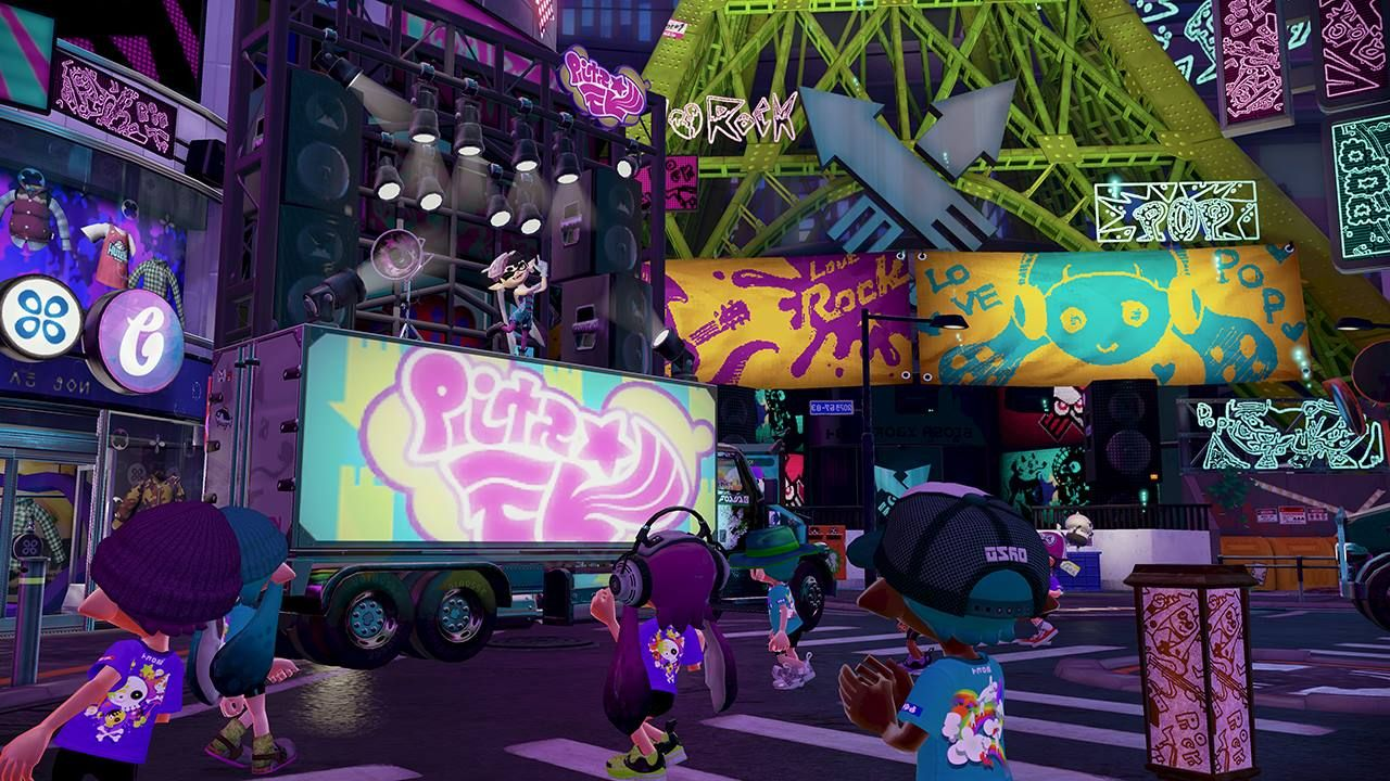 Illustration de l'article sur La démo Splatoon Global Testfire est de retour