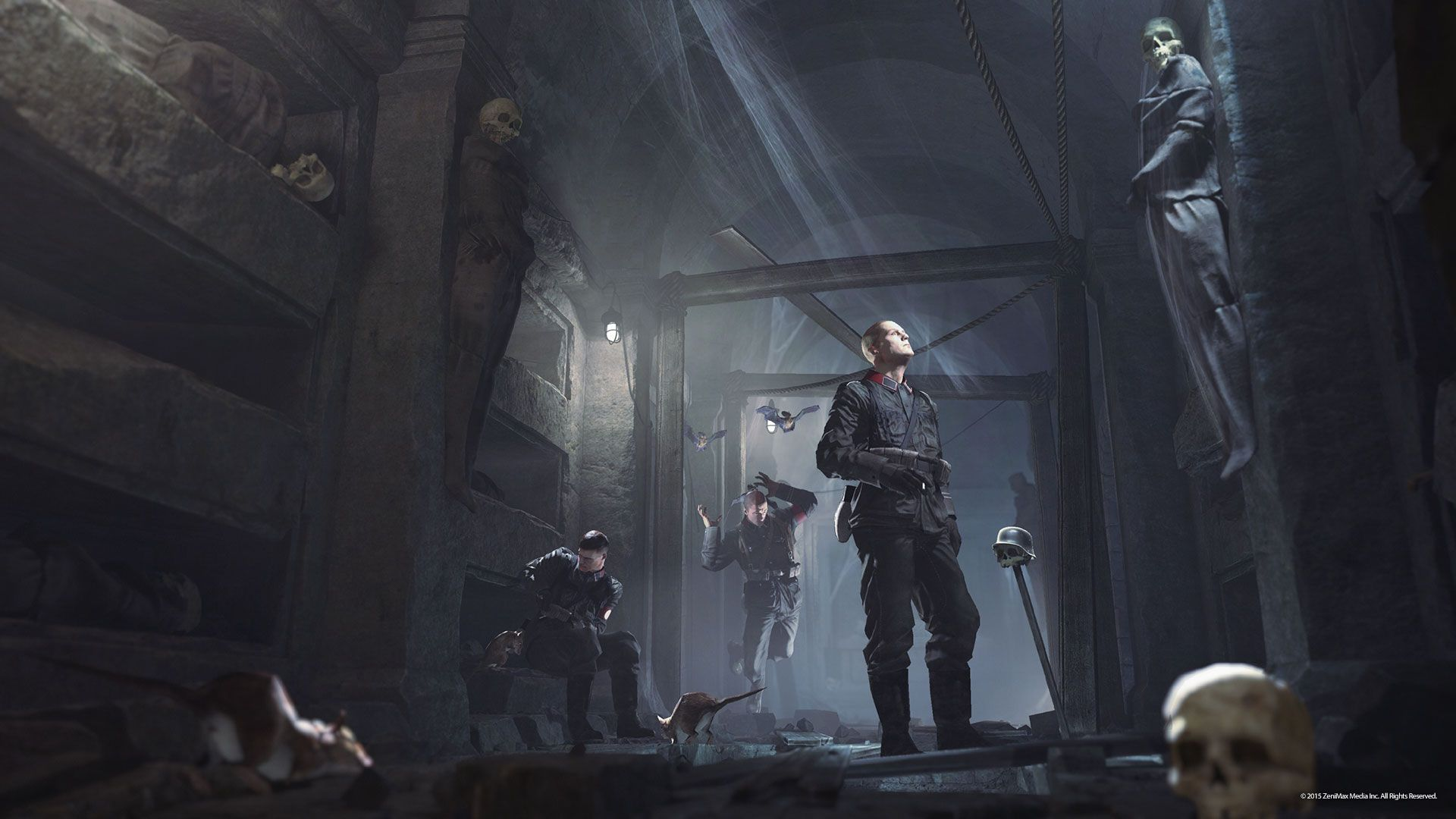 Illustration de l'article sur Wolfenstein : The Old Blood