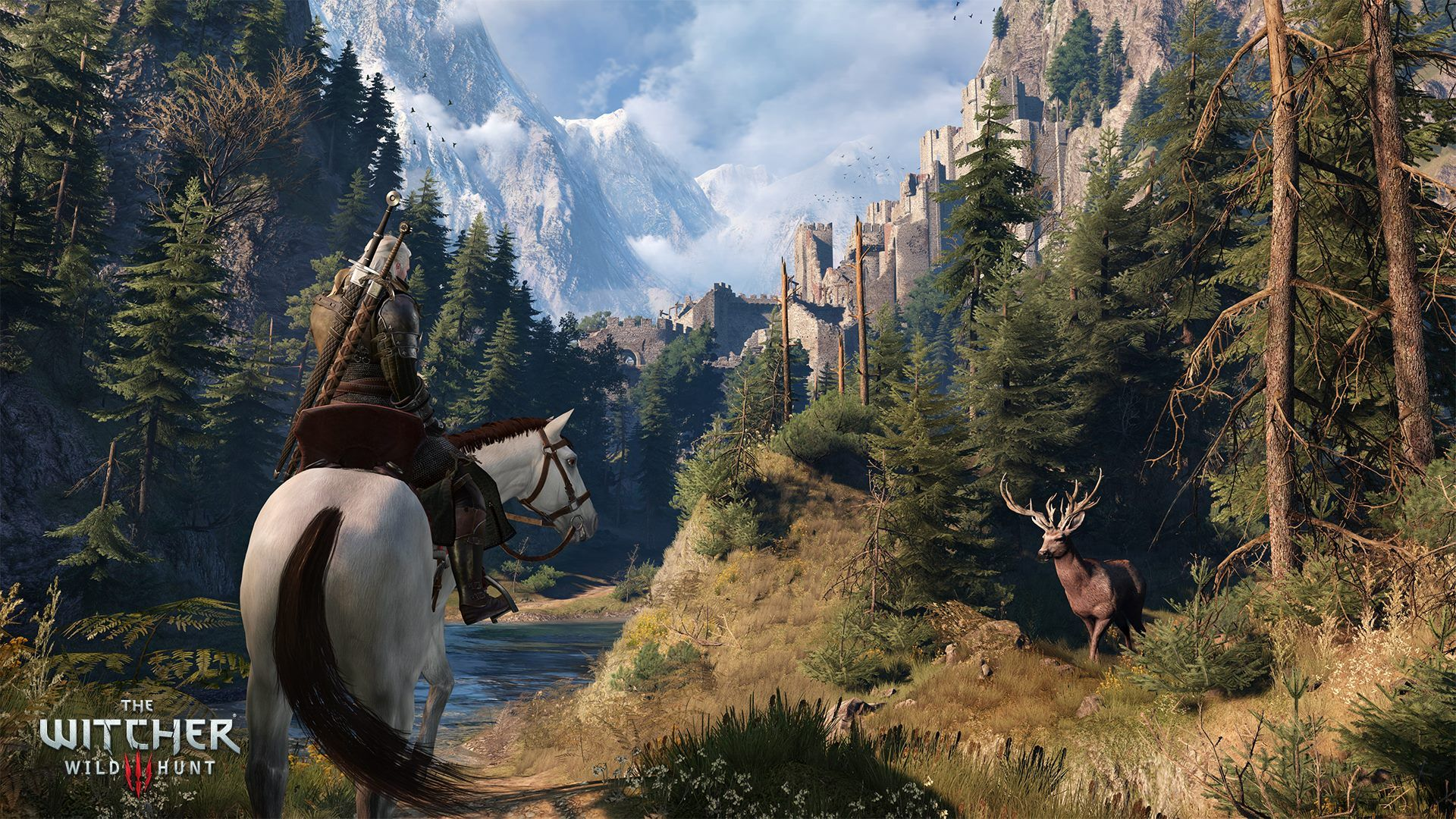 Illustration de l'article sur The Witcher 3 :  Wild Hunt