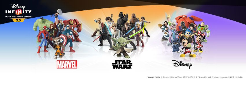 Illustration de l'article sur Disney Infinity 3.0
