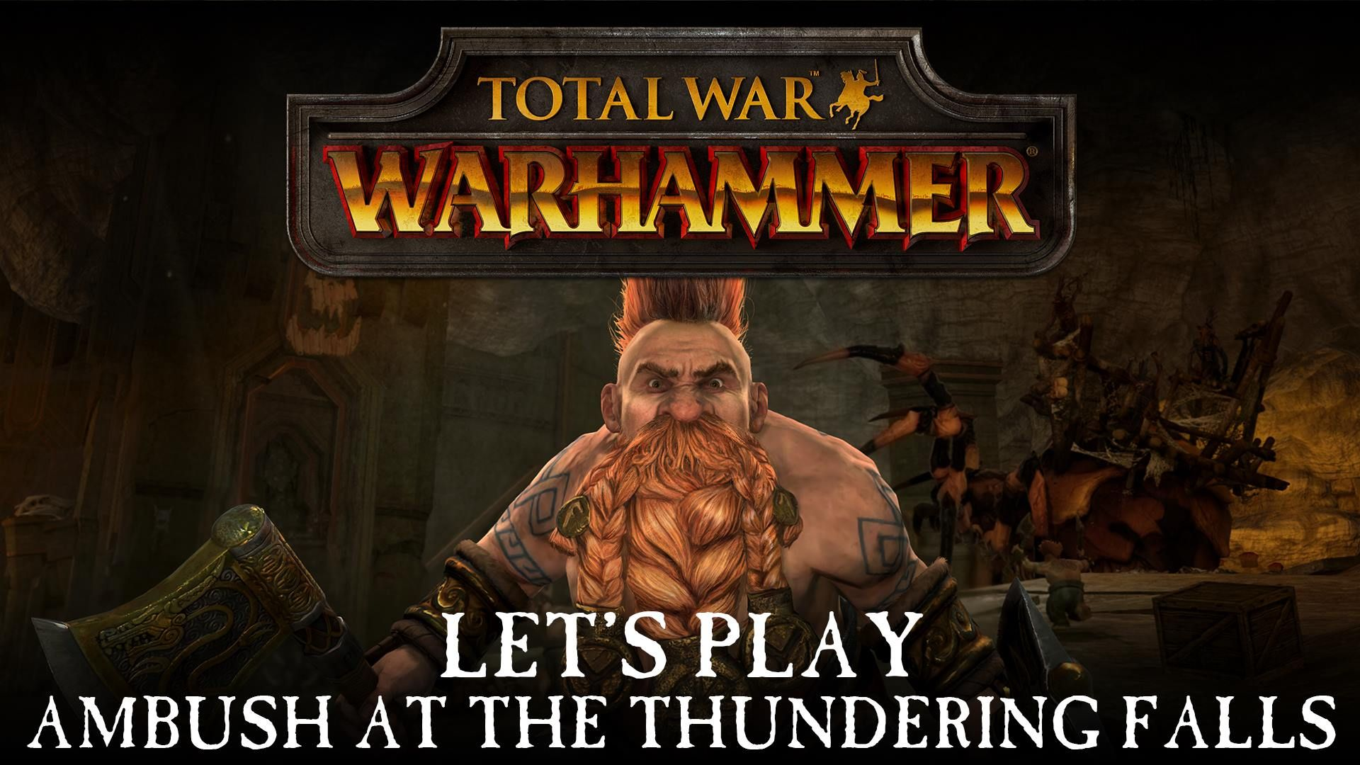 Illustration de l'article sur Total War: WARHAMMER le premier Let's Play dévoilé