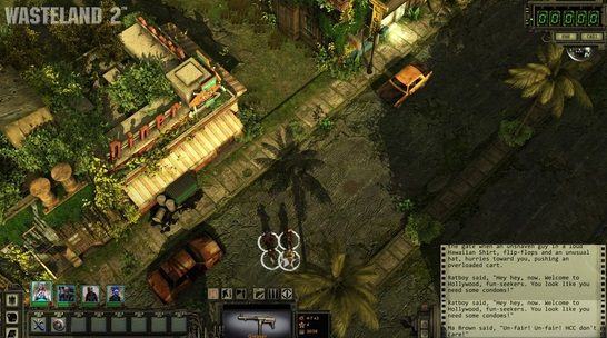 Illustration de l'article sur Wasteland 2: Director's Cut arrive sur PS4 et Xbox One