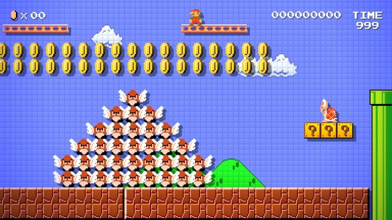 Illustration de l'article sur Super Mario Maker