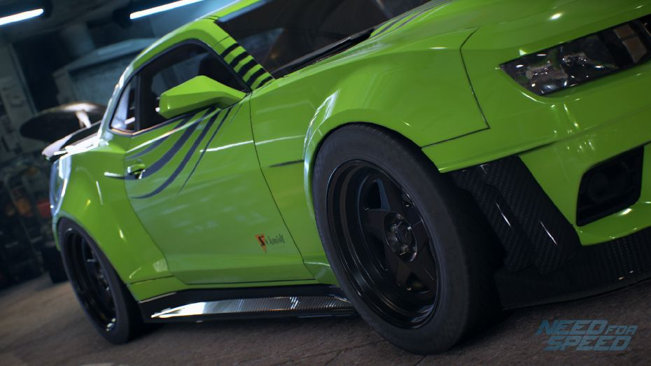Illustration de l'article sur NEED FOR SPEED : Voitures et personnalisation