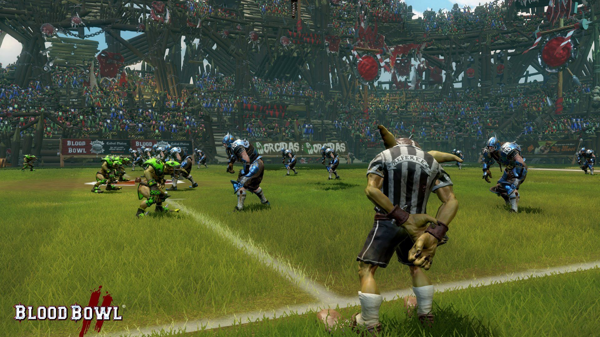 Illustration de l'article sur Blood Bowl 2
