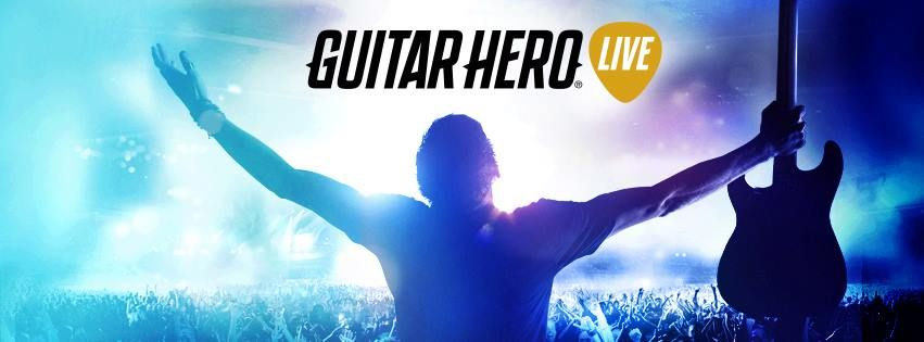 Illustration de l'article sur James Franco et Lenny Kravitz s'affrontent sur Guitar Hero Live