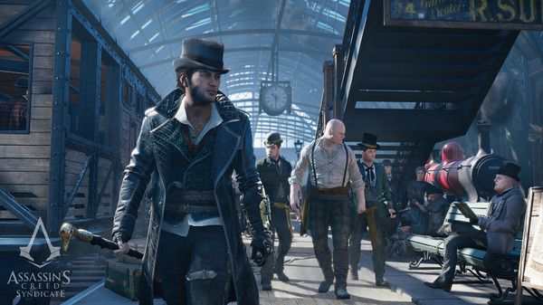 Illustration de l'article sur Assassin's Creed : Syndicate
